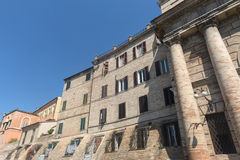 Macerata (Marches, Italy) Royalty Free Stock Images