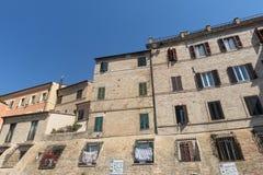 Macerata (Marches, Italy) Royalty Free Stock Photos
