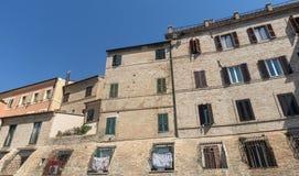 Macerata (Marches, Italy) Stock Photo