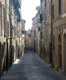 Macerata (Marches, Italy) Stock Images
