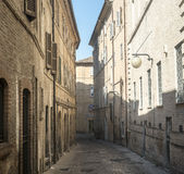 Macerata (Marches, Italy) Royalty Free Stock Photography