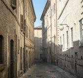 Macerata (Marches, Italy) Royalty Free Stock Photography