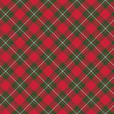 Macgregor tartan kilt fabric textile diagonal seamless backgroun Royalty Free Stock Images