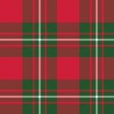Macgregor tartan kilt fabric textile seamless pattern Royalty Free Stock Photo