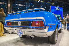 Mach 1 de mustang de Ford Photographie stock