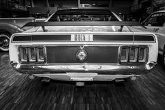 Mach 1 del mustango de Ford Foto de archivo