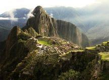 Mach Picchu Zdjęcia Stock