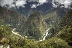 Mach Picchu Obraz Royalty Free