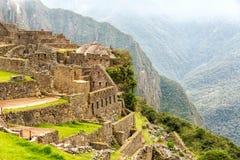 Mach Picchu fotografia royalty free