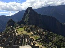 Mach Picchu Obrazy Stock