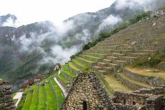 Mach Picchu w Peru Fotografia Royalty Free