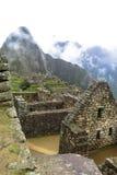 Mach Picchu w Peru Obrazy Stock