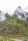 Mach Picchu w Peru Obrazy Royalty Free