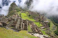 Mach Pichu Fotografia Royalty Free