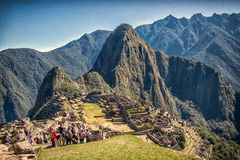 Mach Pichu Zdjęcie Royalty Free