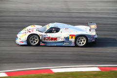 Mach Vemac 5, SuperGT 2010 Image stock