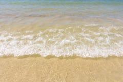 Macha na plaży Zdjęcia Stock