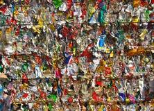 Machacado puede Art Vienne France Imágenes de archivo libres de regalías