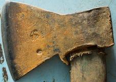 Machado oxidado velho do metal Imagens de Stock Royalty Free