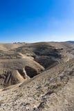Machaerus (Mukawir) - Jordanië Stock Foto