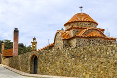 Machairas Monastery in Cyprus. Royalty Free Stock Image