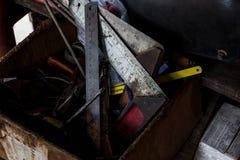 machanical инструмент Стоковое Изображение RF