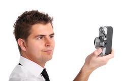 Machen der Fotos Lizenzfreie Stockbilder