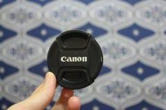 Machen eines Fotos Meine beste Kamera lizenzfreie stockbilder