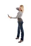 Machen ihres eigenen Fotos Lizenzfreies Stockfoto