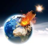 Machen Sie es eine Bombe nicht! Lizenzfreies Stockbild