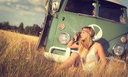 Machen von Fotos Lizenzfreie Stockbilder