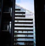 Machester miastowa architektura Fotografia Stock