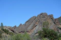 Machete Ridge del parco nazionale dei culmini fotografia stock