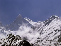 Machhapuchchhre Stock Photography