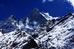 Machhapuchchhre Stock Images
