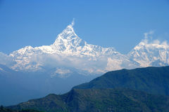 Machhapuchhre Royalty Free Stock Photography