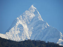 Machhapuchhre Fotografia de Stock Royalty Free