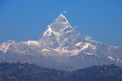Machhapuchhre Himal Royalty Free Stock Image