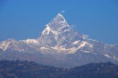 Machhapuchhre Himal Imagem de Stock Royalty Free