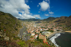 Machico foto de stock royalty free