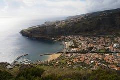 Machico Madeira Royalty Free Stock Photos