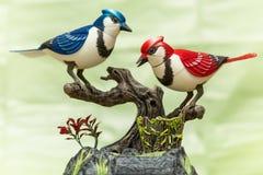 Machinalni ptaki Obraz Stock