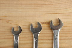 Machinalni ręk narzędzia Obraz Royalty Free