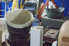 Machinalny przemysłowy Fotografia Stock