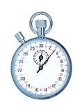 machinalny stopwatch Zdjęcie Stock
