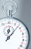 machinalny stopwatch Obraz Royalty Free