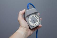 Machinalny Tonometer Fotografia Stock