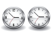 Machinalny zegar Zdjęcie Stock