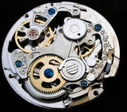 machinalny zegarek Zdjęcie Stock