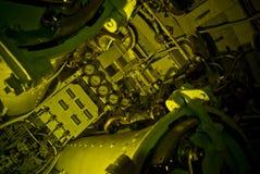 machinary łódź podwodna Zdjęcia Royalty Free